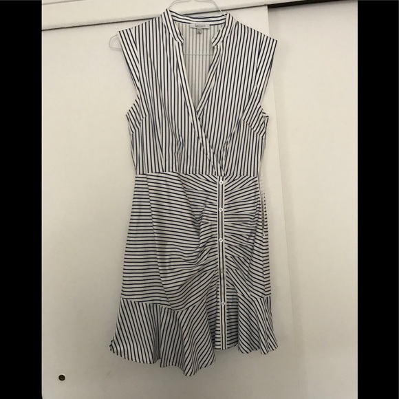 8b7d93e5ed375 Lucy Paris Dresses & Skirts - Lucy Paris striped shirt dress size M